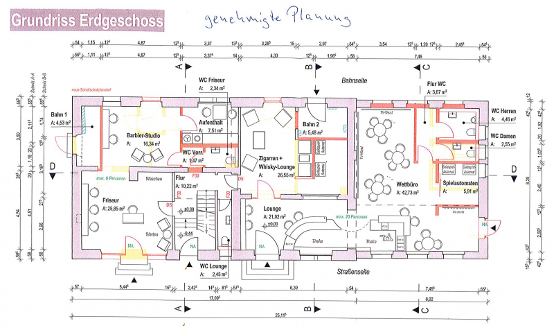 Planung Umbau Bahnhof Durmersheim