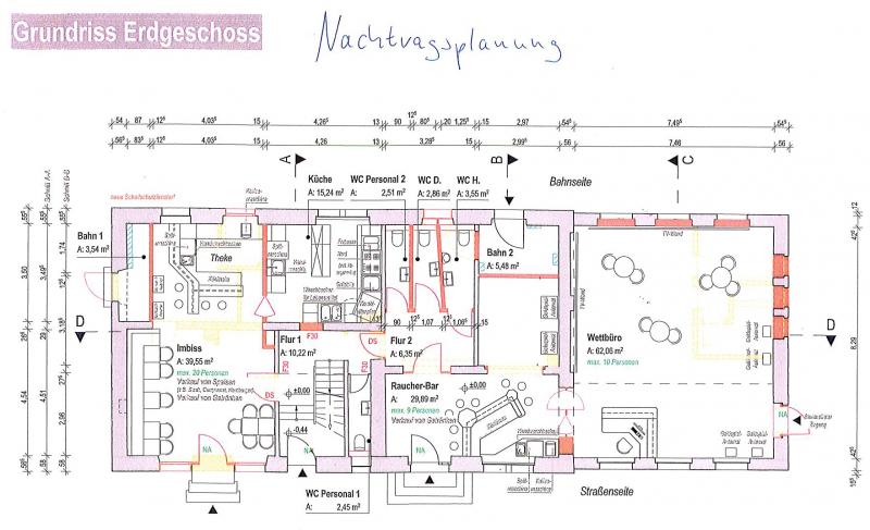 Planung Umbau Bahnhof Durmersheim 2